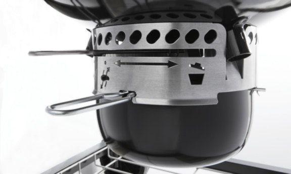Weber Holzkohlegrill Ersatzteile : Grill outlet weber summit charcoal