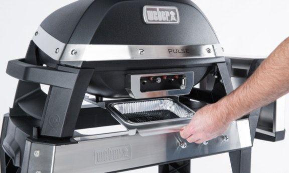 Weber Elektrogrill Pulse : Grill outlet weber pulse
