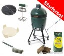 Big Green Egg medium Starter Paket gibts nur beim Grilloutlet